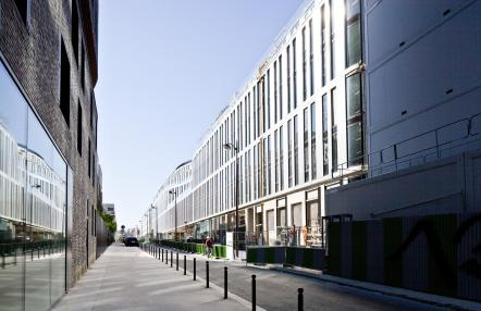 Rue Paul Meurice – Bâtiment VIEW